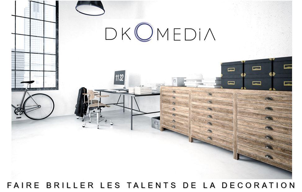 DKOmedia faire briller les talents de la decoration
