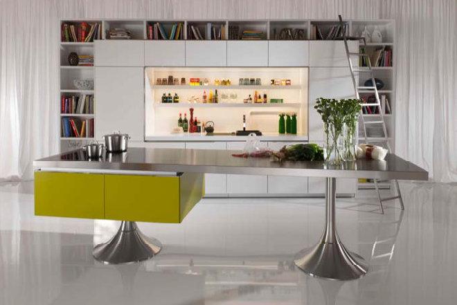 Philippe Starck Conçoit Des Cuisines Pour Warendorf