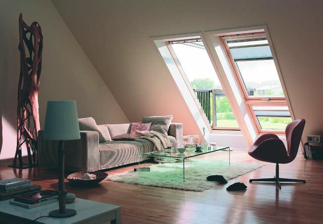 verri re balcon cabrio velux quip e de stores duo dfd 2 credit photo velux dkomag. Black Bedroom Furniture Sets. Home Design Ideas
