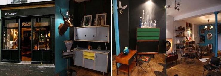 meubles vintage - Meubles Vintage Paris