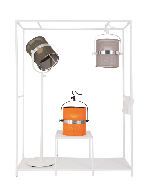 des clairages solaires de plus en plus design dkomag. Black Bedroom Furniture Sets. Home Design Ideas
