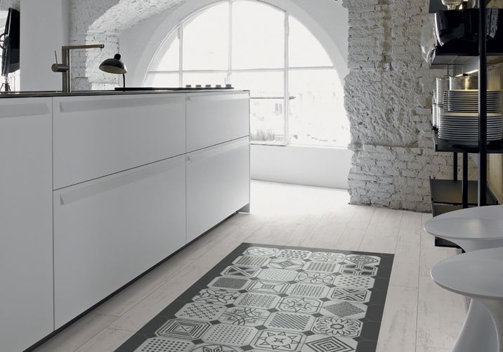 Le carrelage prend du relief for Carrelage tendance