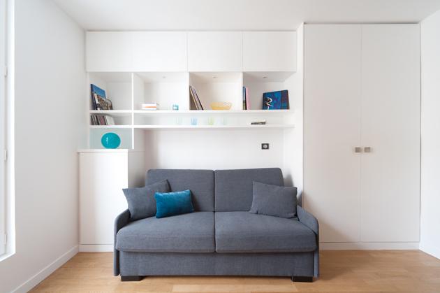 marion alberge r novation d 39 un appartement paris dkomag. Black Bedroom Furniture Sets. Home Design Ideas