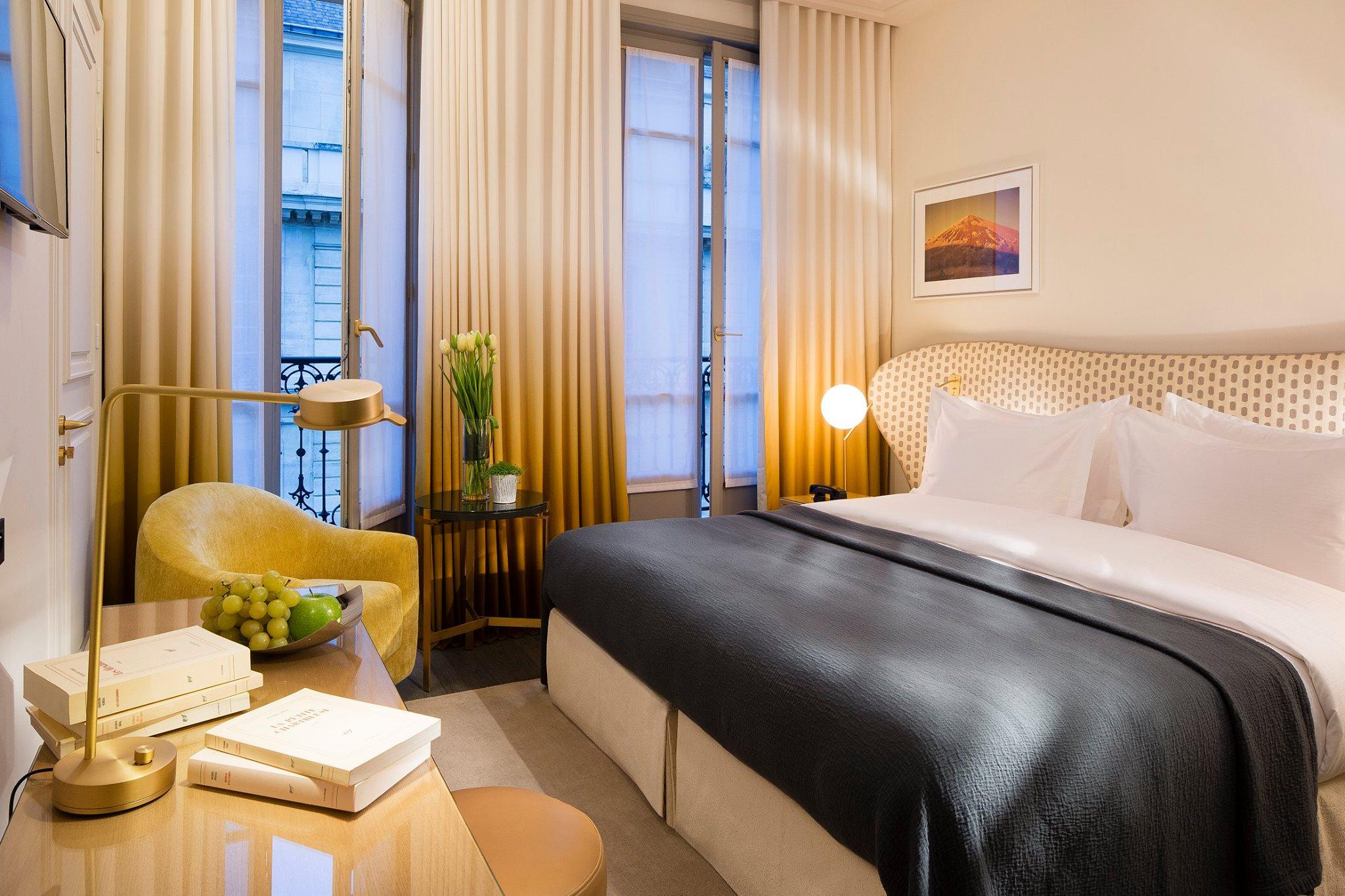 le marianne un boutique h tel sign vincent bastie et charles zana. Black Bedroom Furniture Sets. Home Design Ideas