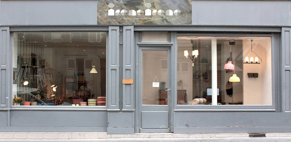 R ouverture de la boutique d co vintage irene irene dkomag - Magasin deco vintage ...