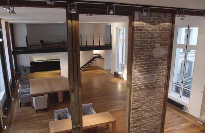 Flash design store une expo design dans un appartement for Appartement design homme