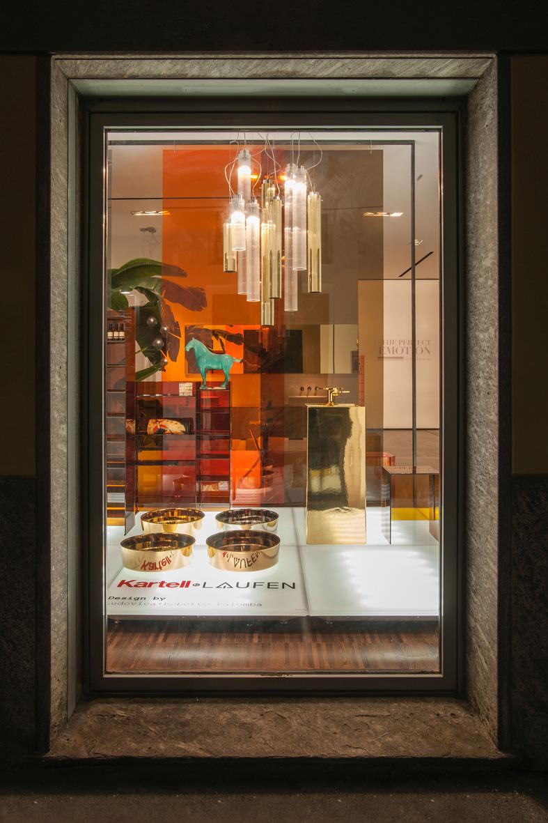 Kartell by Laufen Milano Store 02-®ph.Franco Chimenti