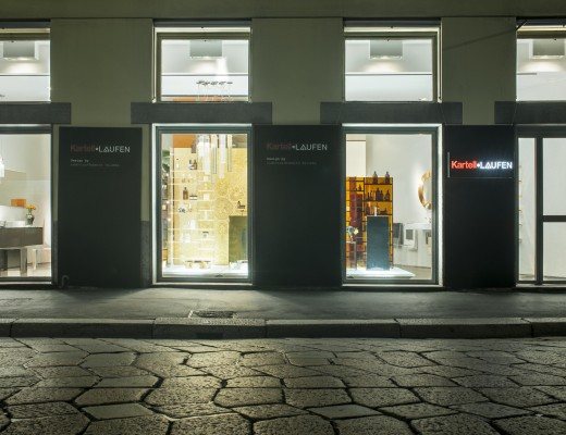Kartell by Laufen Milano Store 38-®ph.Franco Chimenti