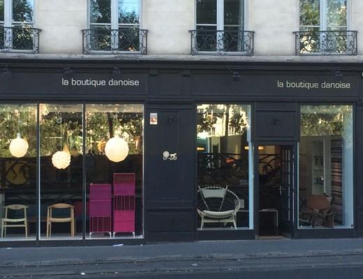 la boutique danoise couv