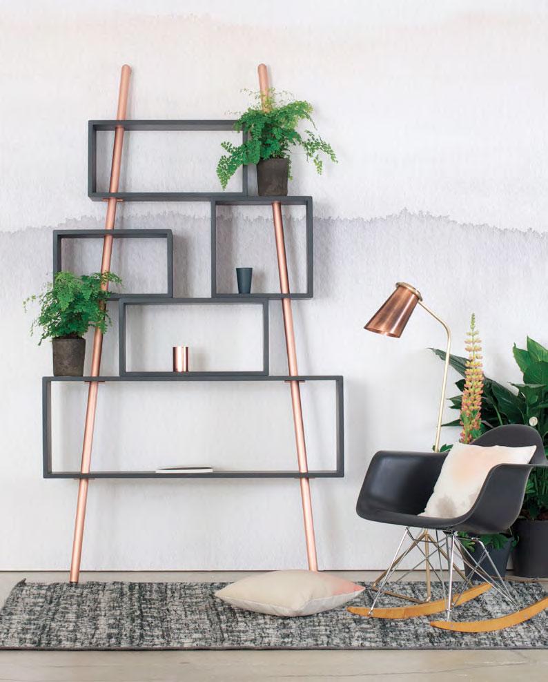 meubles Laurette bibliothèque Ligne-L-2