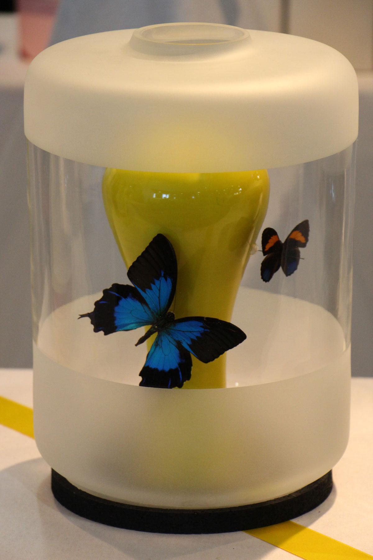 Vase Vestige Papillon