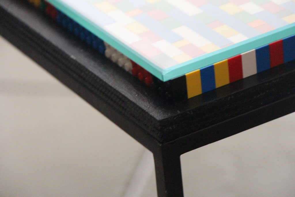 table basse lego