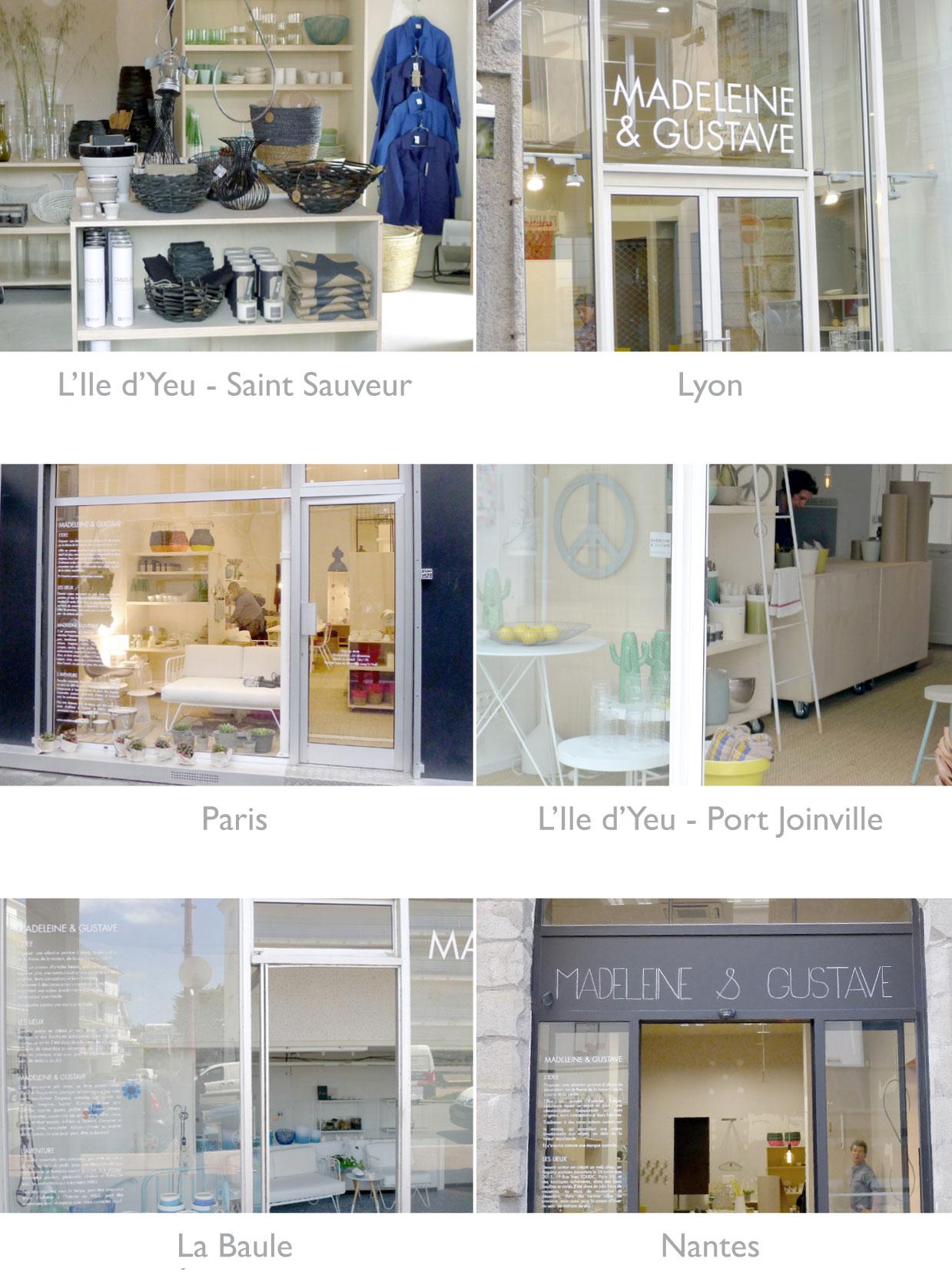 madeleine gustave concept store d co ph m re dkomag. Black Bedroom Furniture Sets. Home Design Ideas