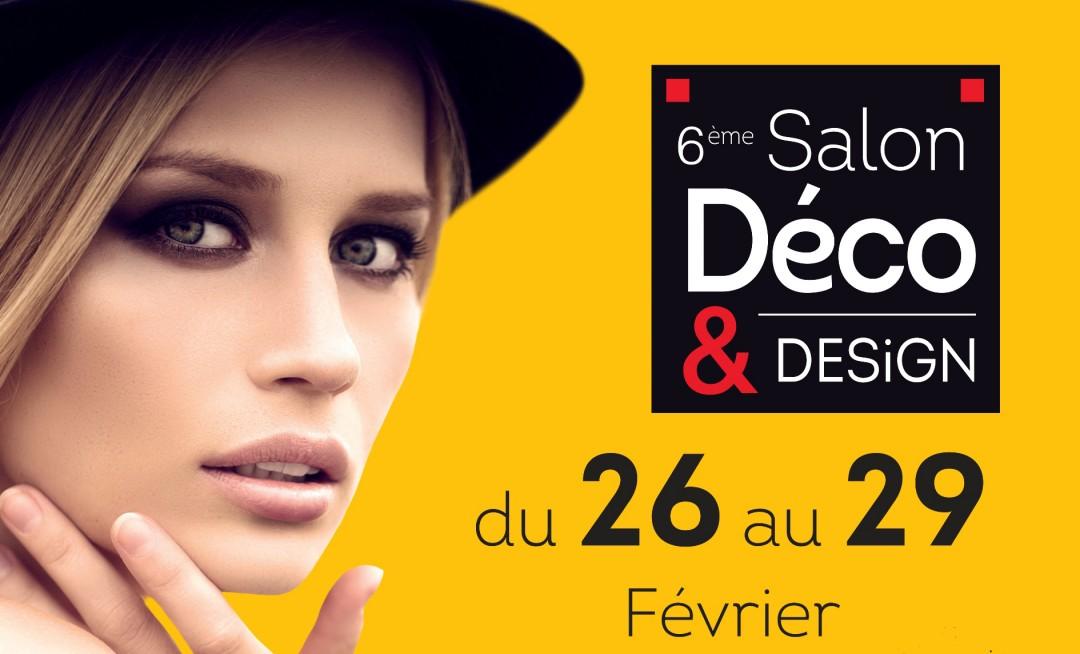 Le Salon Déco U0026 Design (Nantes) A Lieu Du 26 Au 29 Février Pour Une 6e  édition à La Fin Du Mois. Pendant 4 Jours, 130 Exposants Seront Présents  Pour ...