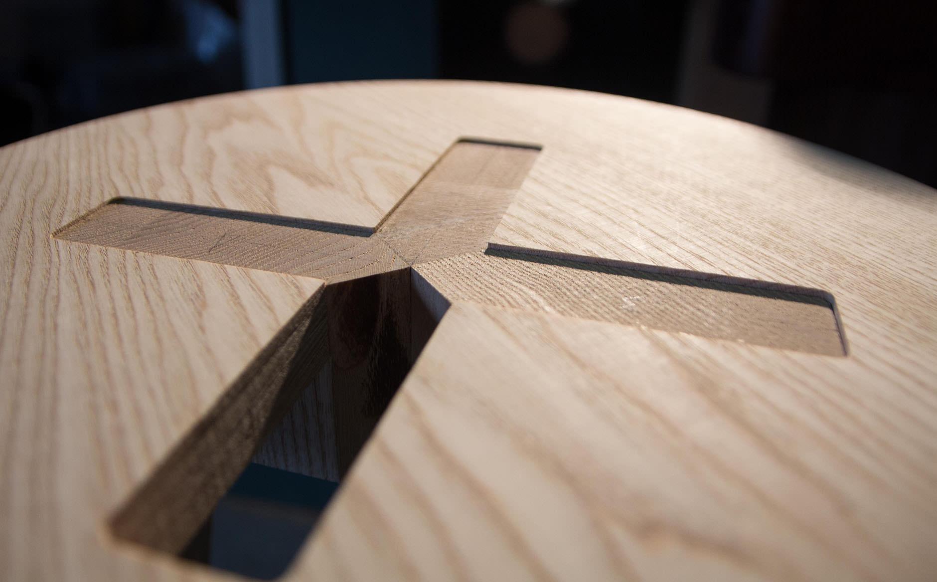 studio Katra table