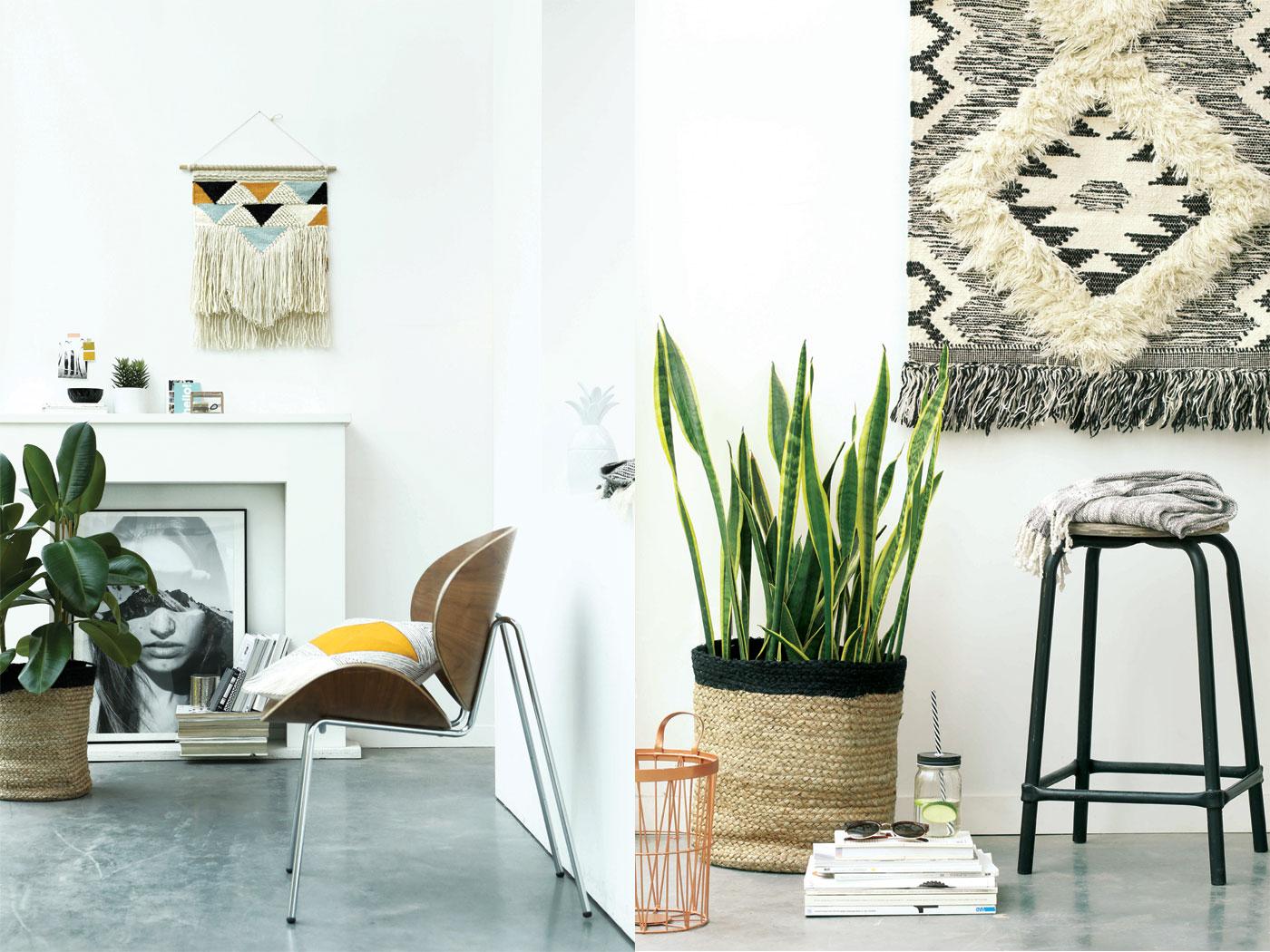 pimkie home une ligne d co boh me dkomag. Black Bedroom Furniture Sets. Home Design Ideas