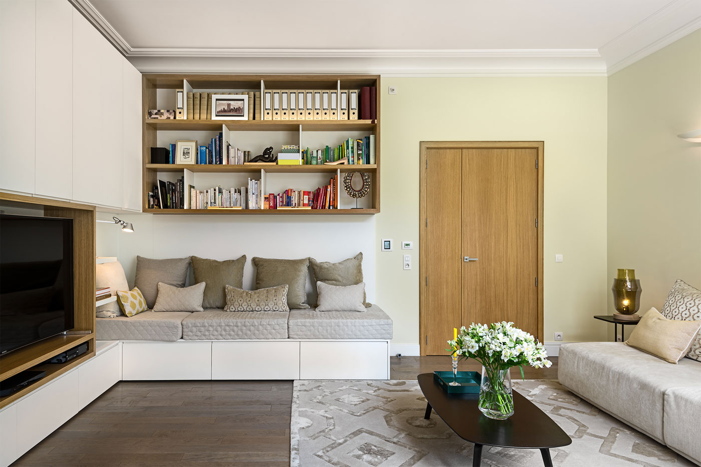 nathalie marsan architecte d 39 int rieur dkomag. Black Bedroom Furniture Sets. Home Design Ideas