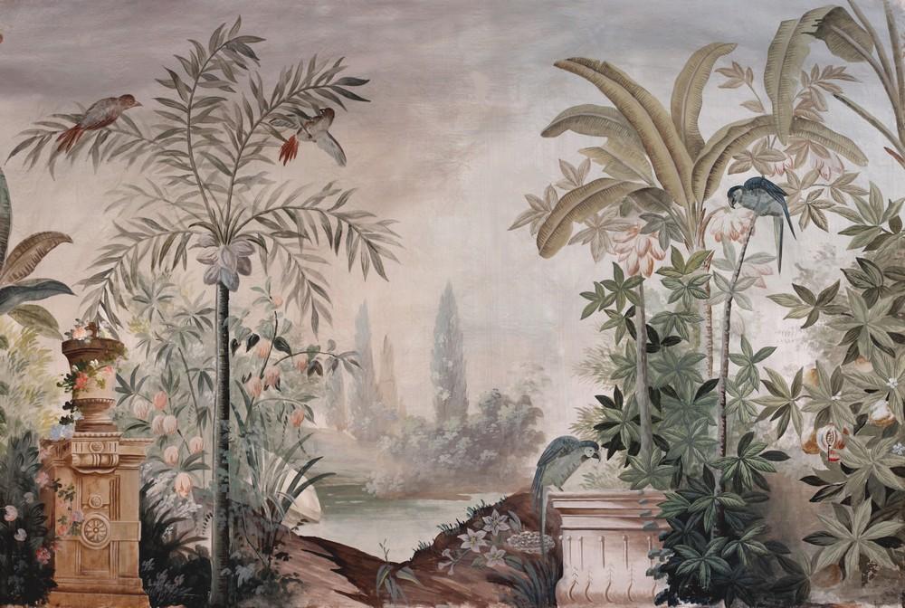 Ananbô, décors panoramiques peints à la main - DKOmag