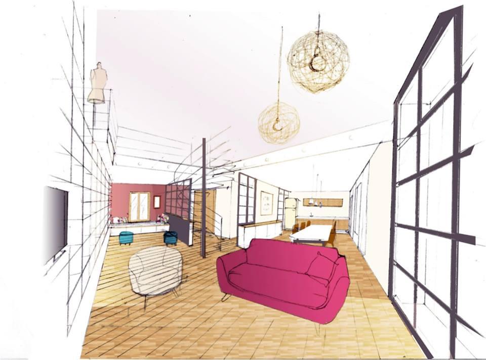 des services d 39 architecte et de d coration en ligne dkomag. Black Bedroom Furniture Sets. Home Design Ideas