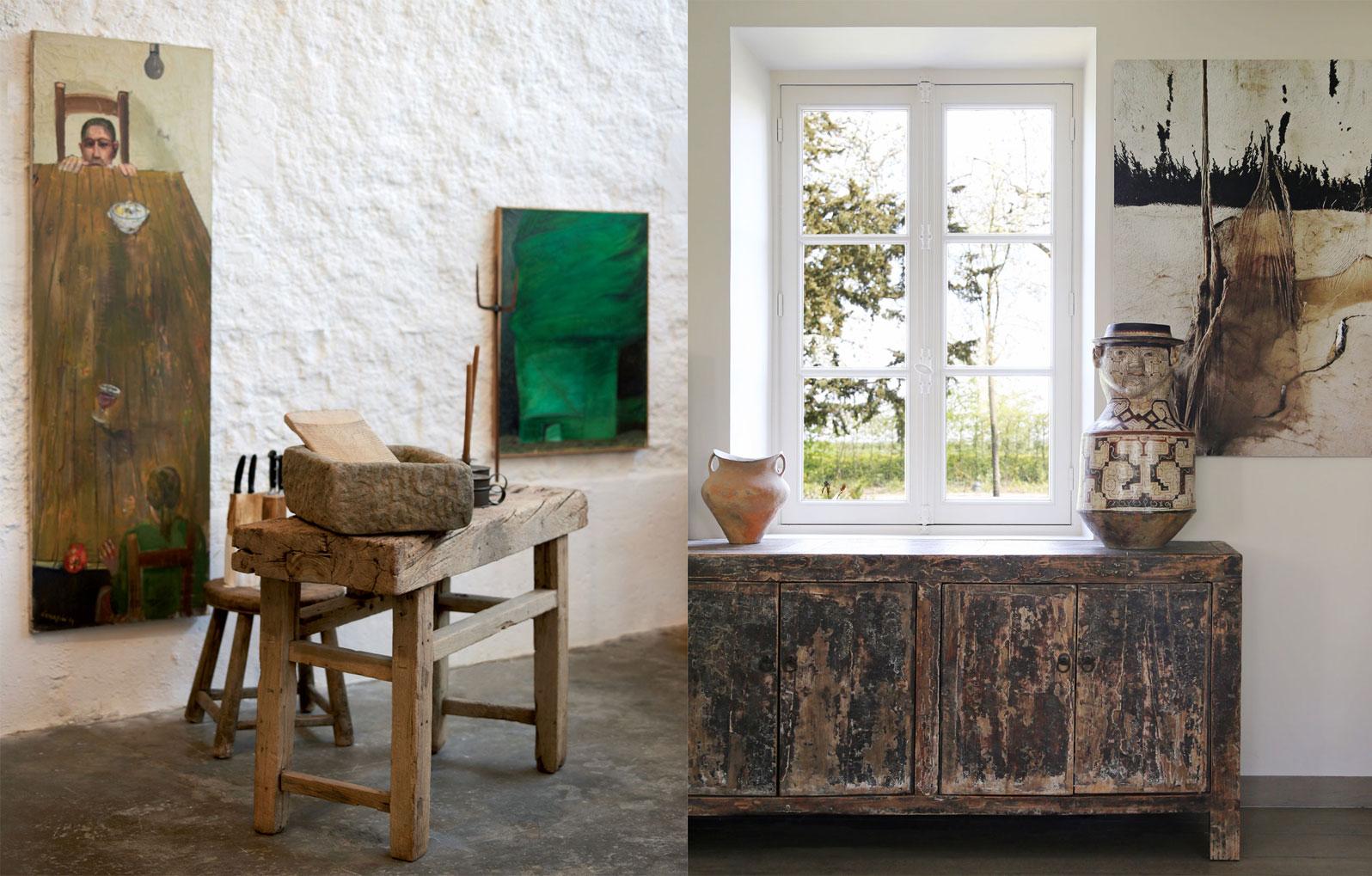 thierry grundman chasseur de tr sors dkomag. Black Bedroom Furniture Sets. Home Design Ideas