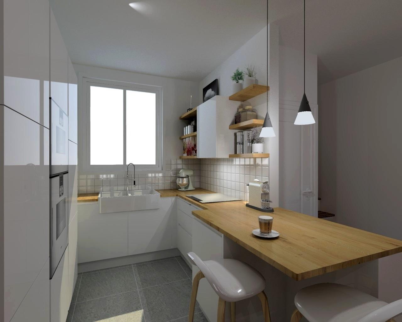 ma cuisine r v e avec arthur bonnet dkomag. Black Bedroom Furniture Sets. Home Design Ideas
