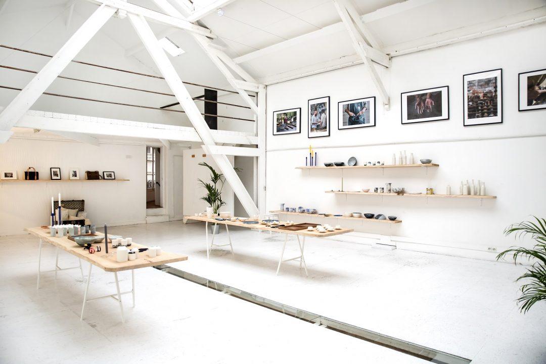 Atelier Singulier - Premier etage