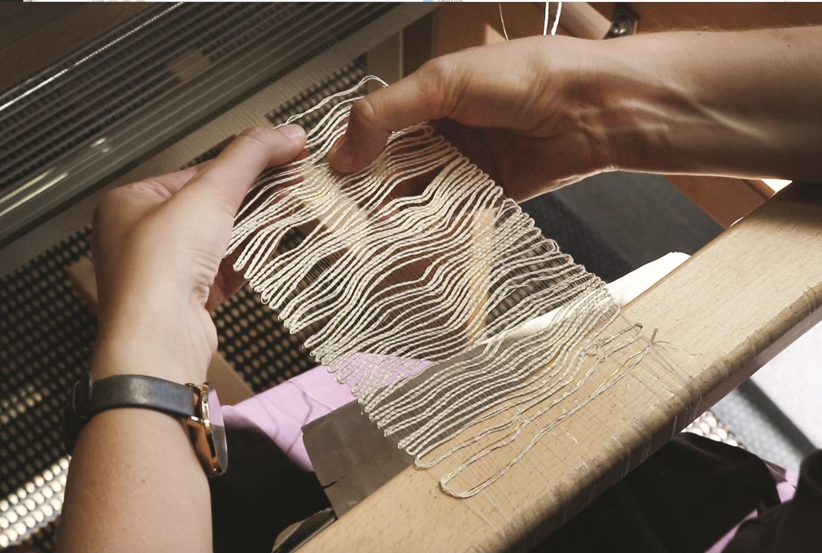Atelier Singulier - Savoir-Faire - tisseur