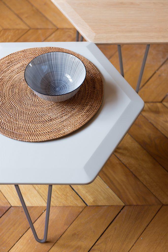 By Cactus - Hexa Set tables basses amb1
