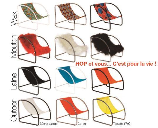 Fauteuil Hop de Fab Design