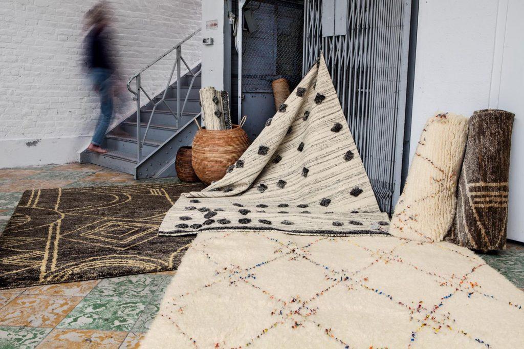 tapis serge lesage