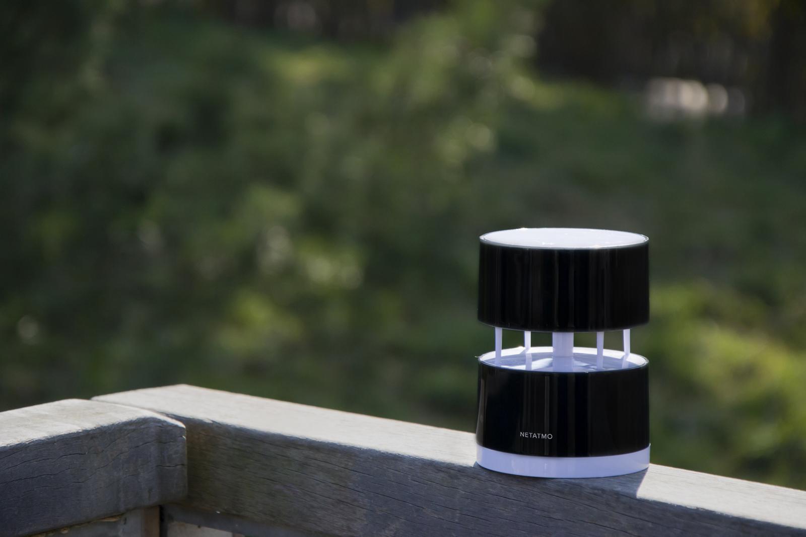 une station m t o dans son jardin avec netatmo dkomag. Black Bedroom Furniture Sets. Home Design Ideas