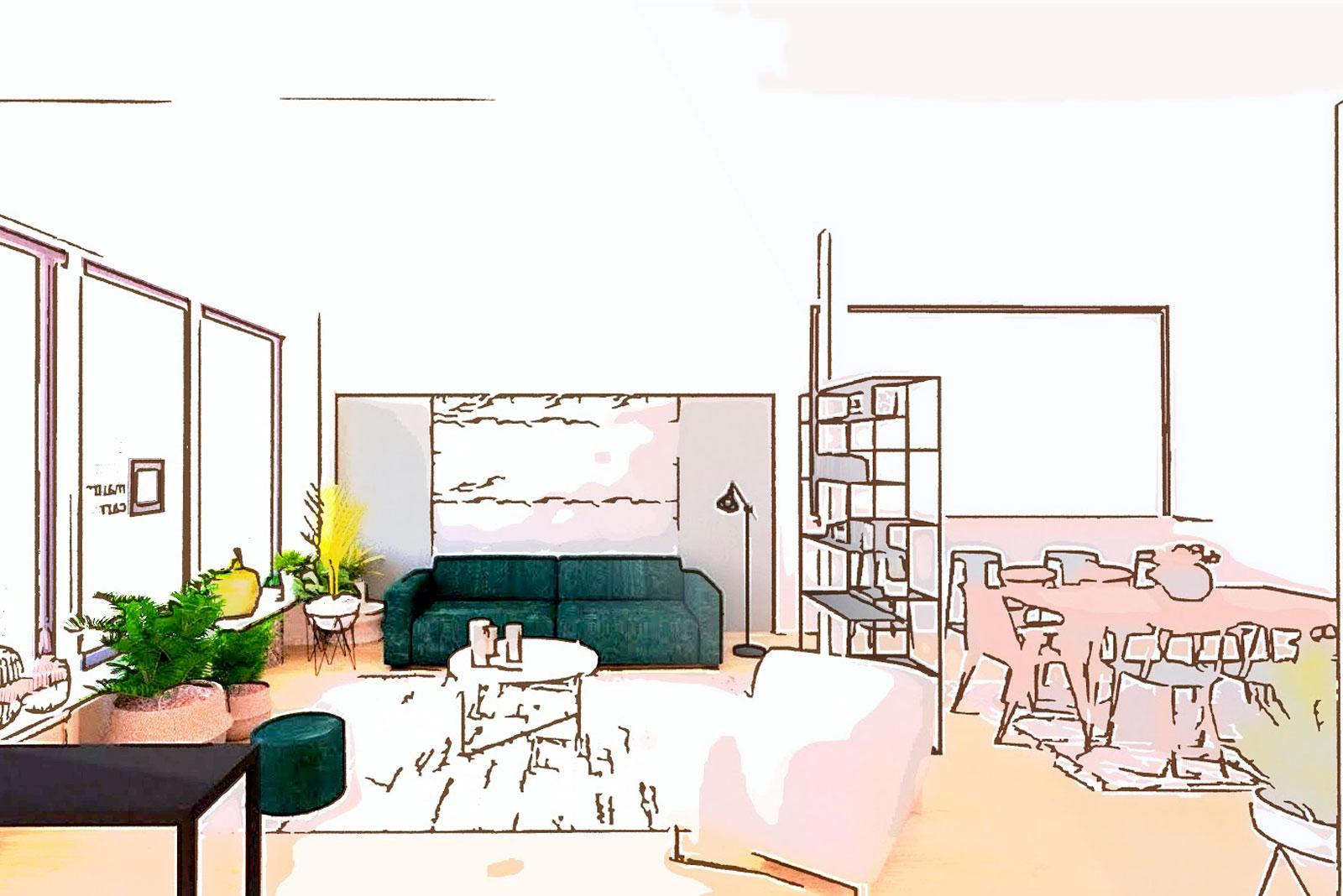 a la une mon ma tre carr mojow bonsoirs habitat design lab maison bensimon dkomag. Black Bedroom Furniture Sets. Home Design Ideas