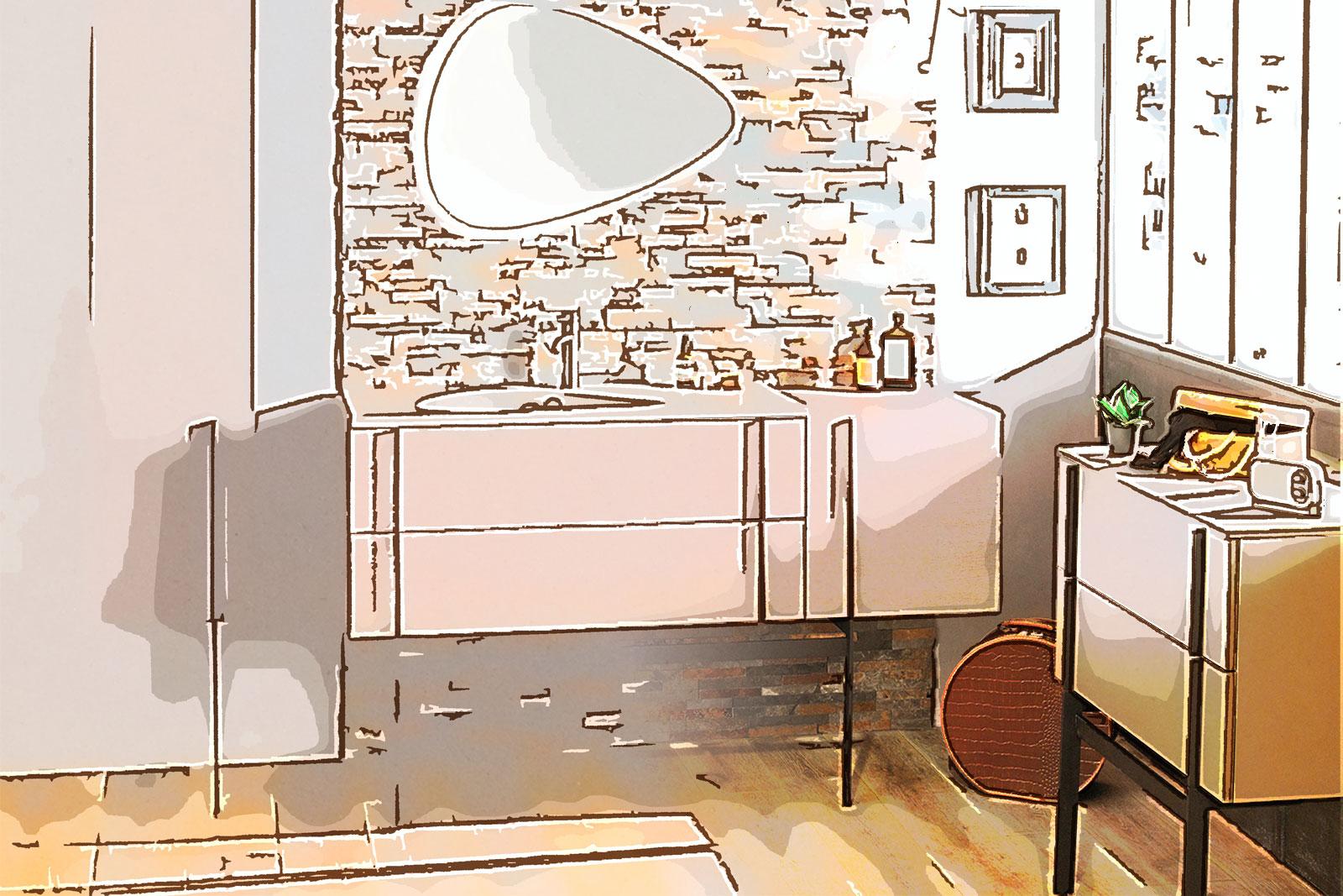 paris source d 39 inspiration pour jacob delafon dkomag. Black Bedroom Furniture Sets. Home Design Ideas