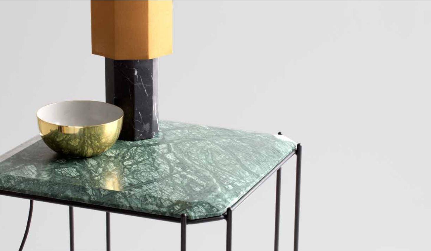 vert Louise Roe table