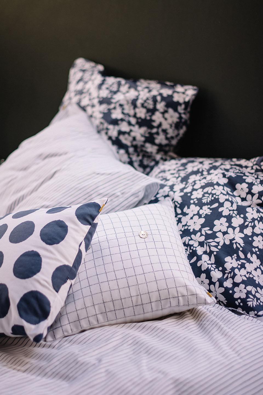 les pensionnaires linge de lit