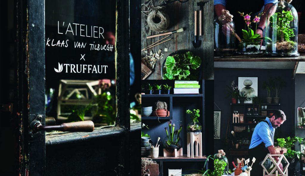 Truffaut atelier terrarium